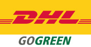 Versandpartner DHL - Go Green
