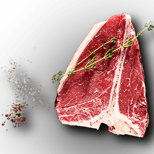 T-Bone-Steak aus Irland Produktbild