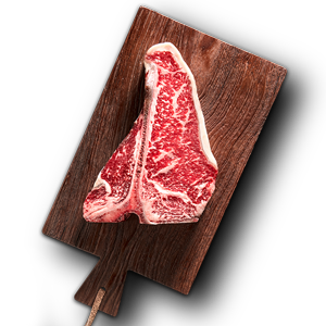 "US T-Bone Steak ""Dry Aged"" Produktbild"