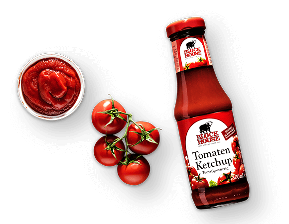Tomaten-Ketchup Produktbild Main View (isolated image) L