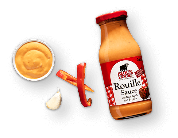Knoblauch Sauce Rouille Produktbild Main View (isolated image) L