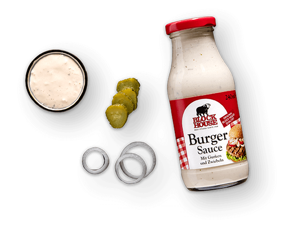 Burger Sauce Produktbild Main View (isolated image) L