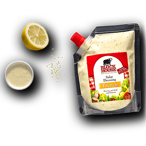 Salat Dressing French Produktbild