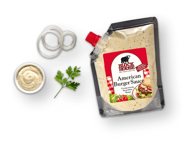 American Burger Sauce Produktbild Main View (isolated image) L