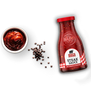 Steak Sauce Produktbild